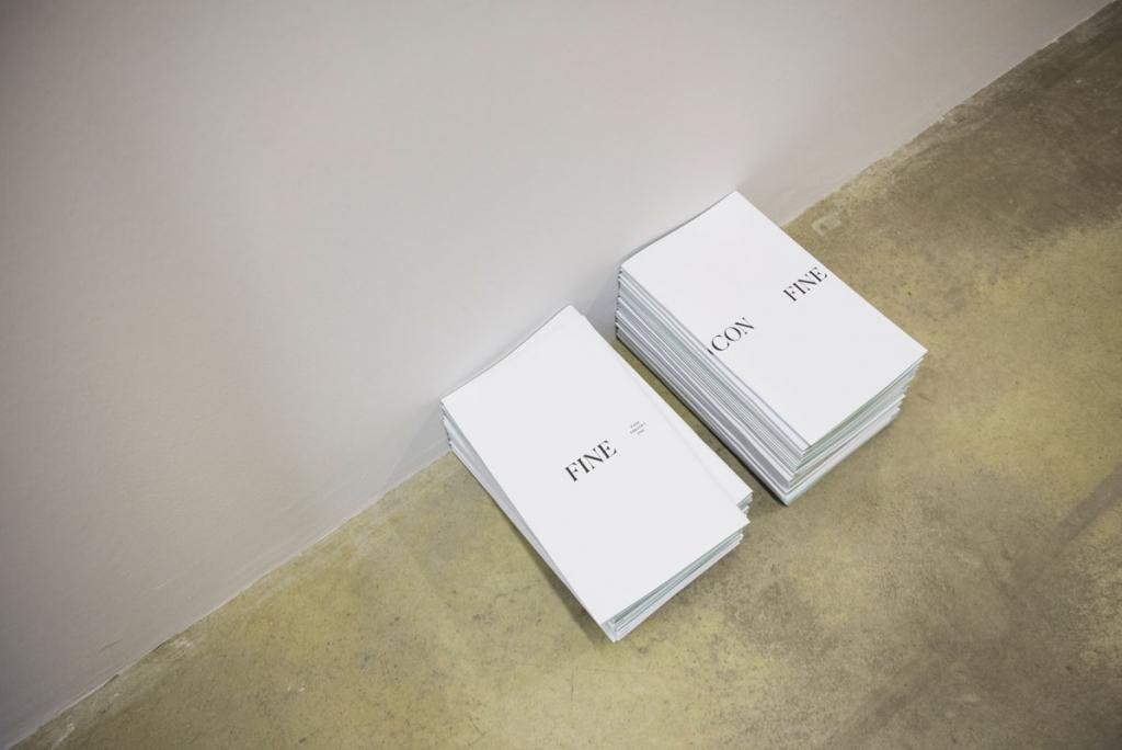 Claudia Polizzi Editorial design, Passi Erratici, 2016